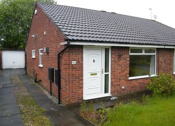 Thumbnail 2 bedroom bungalow to rent in Dales Brow, Bolton