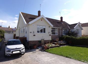 Thumbnail 3 bed bungalow for sale in Locking, Weston-Super-Mare, Somerset
