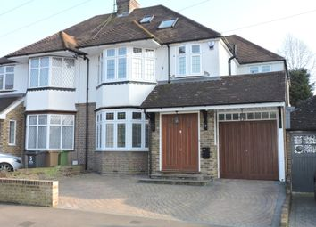 Thumbnail 5 bed semi-detached house for sale in Priory Gardens, Luton