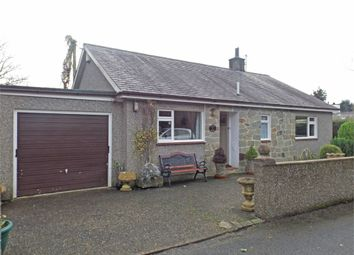 Thumbnail 2 bed detached bungalow for sale in Pentrefelin, Pentrefelin, Criccieth, Gwynedd
