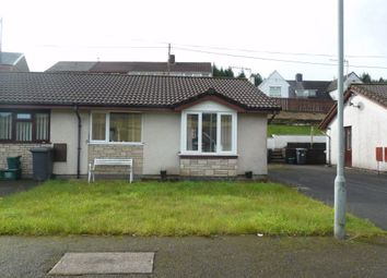 Thumbnail 2 bed semi-detached bungalow for sale in Cwm Varteg, Bryn, Port Talbot, West Glamorgan