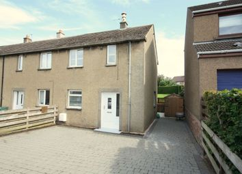 Thumbnail 2 bed end terrace house for sale in 22 Stewart Avenue, Currie
