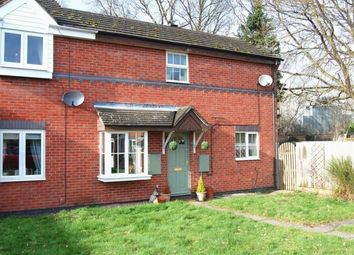 Thumbnail 2 bed end terrace house to rent in Plover Close, Alcester