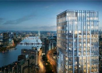 Thumbnail 3 bed flat for sale in Damac Tower, 71 Bondway, Nine Elms, London