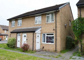 Thumbnail 1 bed maisonette for sale in Whitelands Way, Harold Wood, Romford