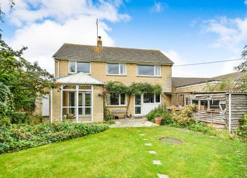 Thumbnail 4 bedroom detached house for sale in Pound Road, Highworth, Swindon