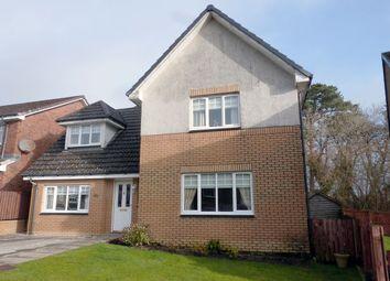 Thumbnail 4 bed detached house for sale in Burnside View, Lindsayfield, East Kilbride