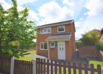 Thumbnail 3 bed detached house for sale in Fairoaks Crescent, Llay, Wrexham