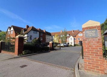 Thumbnail 1 bed flat for sale in Holmes Oak Court, Cliff Lane, Ipswich, Suffolk