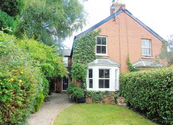 Thumbnail 3 bed semi-detached house for sale in Exchange Road, Sunninghill, Ascot, Berkshire
