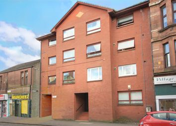 Thumbnail 2 bed flat for sale in Tollcross Road, Glasgow