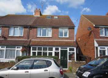Thumbnail 4 bed semi-detached house for sale in Southdown Avenue, Portslade, Brighton