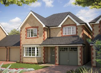 """Thumbnail 4 bed detached house for sale in """"The Durham"""" at Coxwell Road, Faringdon"""
