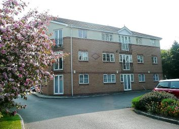 Thumbnail 2 bed flat to rent in Kingswood Court, Grove Avenue, Wilmslow