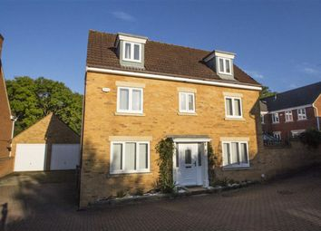 Thumbnail 5 bed detached house to rent in Vernier Crescent, Medbourne, Milton Keynes