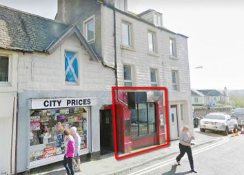 Thumbnail Commercial property for sale in 8, Church Street, Crieff PH73Ae
