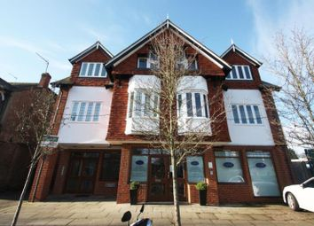 Thumbnail 2 bed flat to rent in Stratford House, West Byfleet