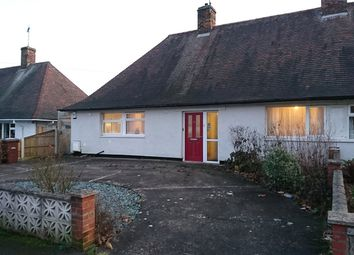 2 bed bungalow to rent in Broughton Drive, Nottingham, Nottinghamshire NG8