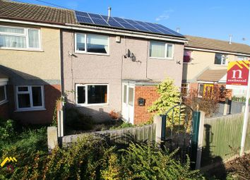 Thumbnail 3 bed terraced house for sale in Chichester Walk, Carlton-In-Lindrick, Worksop