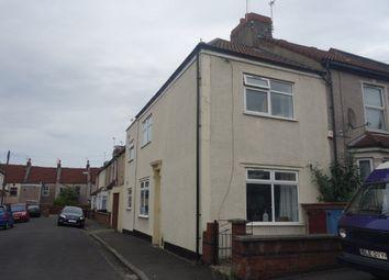 Thumbnail 2 bedroom end terrace house for sale in Greenbank Avenue West, Easton, Bristol