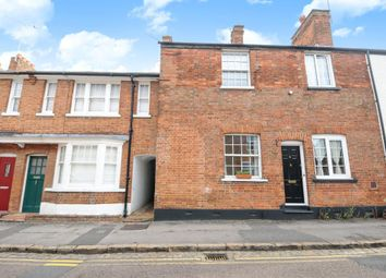 Thumbnail 3 bed terraced house for sale in Aylesbury Old Town, Buckinghamshire