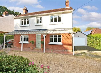 Thumbnail 4 bed detached house for sale in Brook Lane, Botley, Southampton