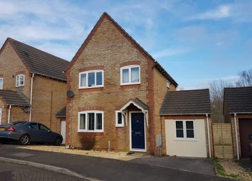 Thumbnail 4 bed detached house for sale in Athelney Way, Yeovil