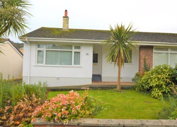 Thumbnail 2 bed semi-detached bungalow for sale in Chestnut Drive, Brixham, Devon
