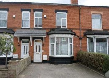 Thumbnail 3 bed terraced house to rent in Westfield Road, Acocks Green, Birmingham