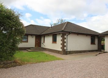 Thumbnail Detached bungalow for sale in ., Hightae, Lockerbie