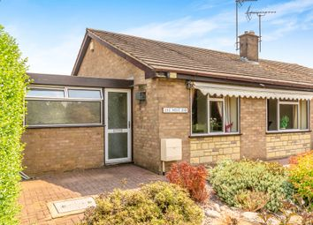 Thumbnail 2 bed semi-detached bungalow for sale in West End, March