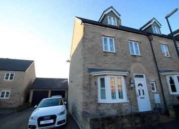 Thumbnail 4 bedroom end terrace house for sale in Jays Close, Kingswood, Bristol