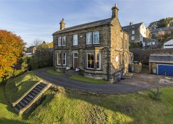 4 bed detached house for sale in Wellfield House, Low Spring Road, Thwaites Brow, West Yorkshire BD21