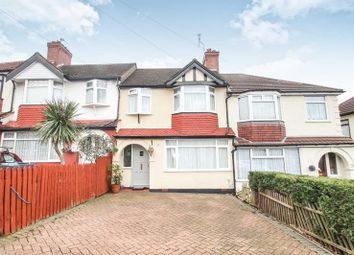 Thumbnail 3 bed terraced house to rent in Girton Road, Northolt