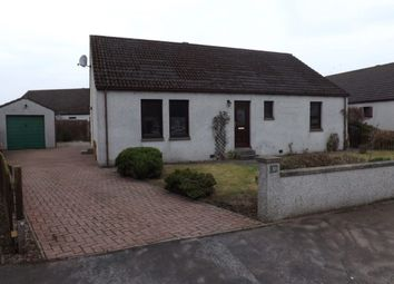 Thumbnail Detached bungalow for sale in Hedge Road, Garmouth, Fochabers