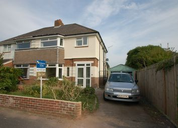 Thumbnail 3 bed semi-detached house to rent in Burney Road, Gosport