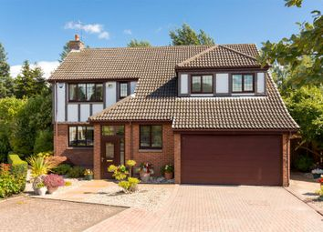 Thumbnail 5 bed detached house for sale in Johnsburn Haugh, Balerno
