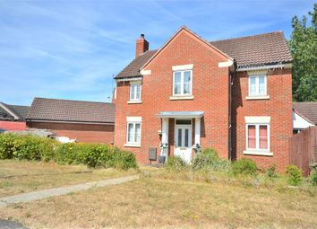 Thumbnail 4 bed detached house for sale in Admirals Close, King's Lynn