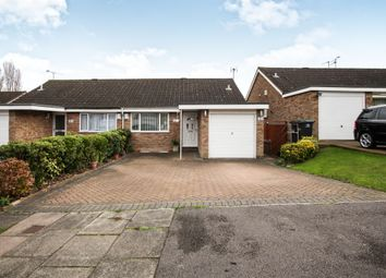 Thumbnail 3 bed semi-detached bungalow for sale in Devon Road, Luton