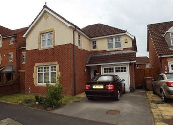 Thumbnail 4 bed detached house to rent in Threadneedle Court, St. Helens