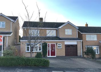 Thumbnail 4 bed detached house for sale in Hall Orchard Lane, Frisby On The Wreake, Melton Mowbray
