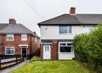 Thumbnail 3 bed end terrace house to rent in Hamilton Road, Bearwood, Smethwick
