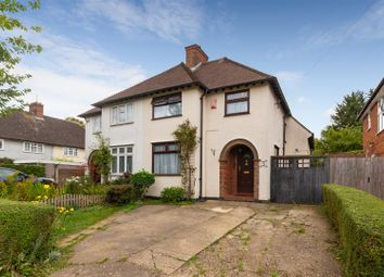 Thumbnail 4 bed semi-detached house for sale in Redhoods Way East, Letchworth Garden City