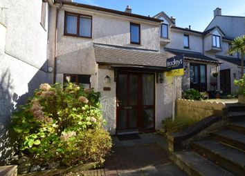 Thumbnail 2 bed terraced house for sale in Hendras Court, St. Ives, Cornwall
