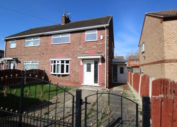 Thumbnail 3 bed semi-detached house for sale in Lovetot Avenue, Aston, Sheffield