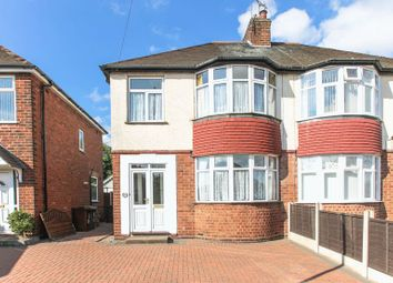 Thumbnail 3 bed semi-detached house for sale in Wrexham Avenue, Bentley, Walsall
