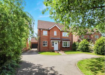 Thumbnail 4 bed detached house for sale in Highfield Road, Bubwith