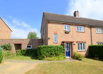 Thumbnail Semi-detached house for sale in Bury Road, Thorpe Morieux, Bury St. Edmunds