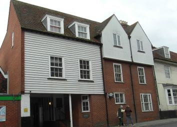 Thumbnail 2 bed flat to rent in St Dunstan's Street, Canterbury