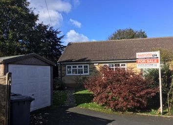 Thumbnail 2 bed semi-detached bungalow for sale in Birksland Moor, Birkenshaw, Bradford